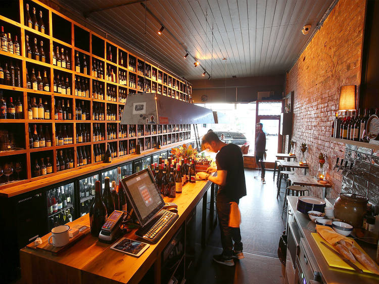 The Alps Wine Shop and Bar