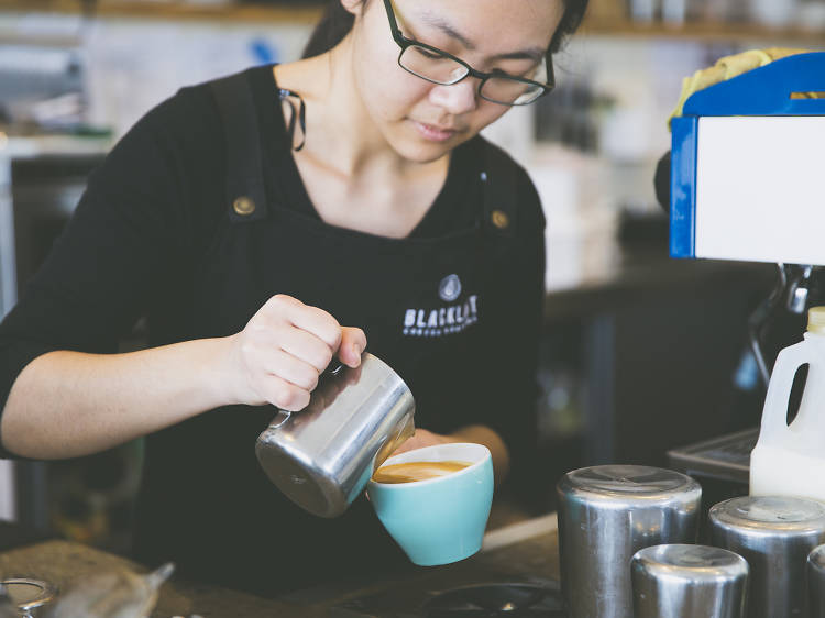 Perth's favourite local takeaway coffee and bakeries