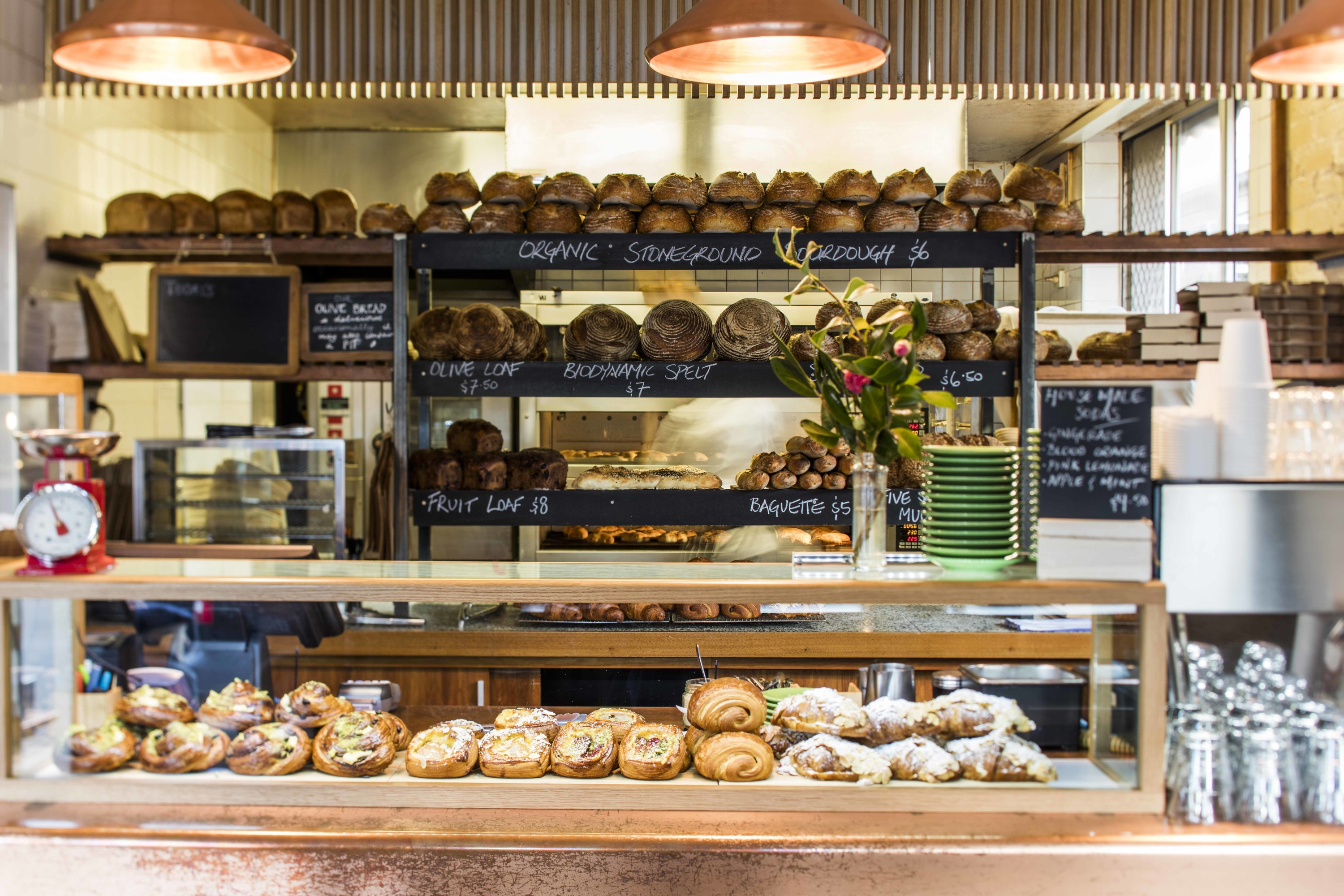 Melbourne's favourite local bakers