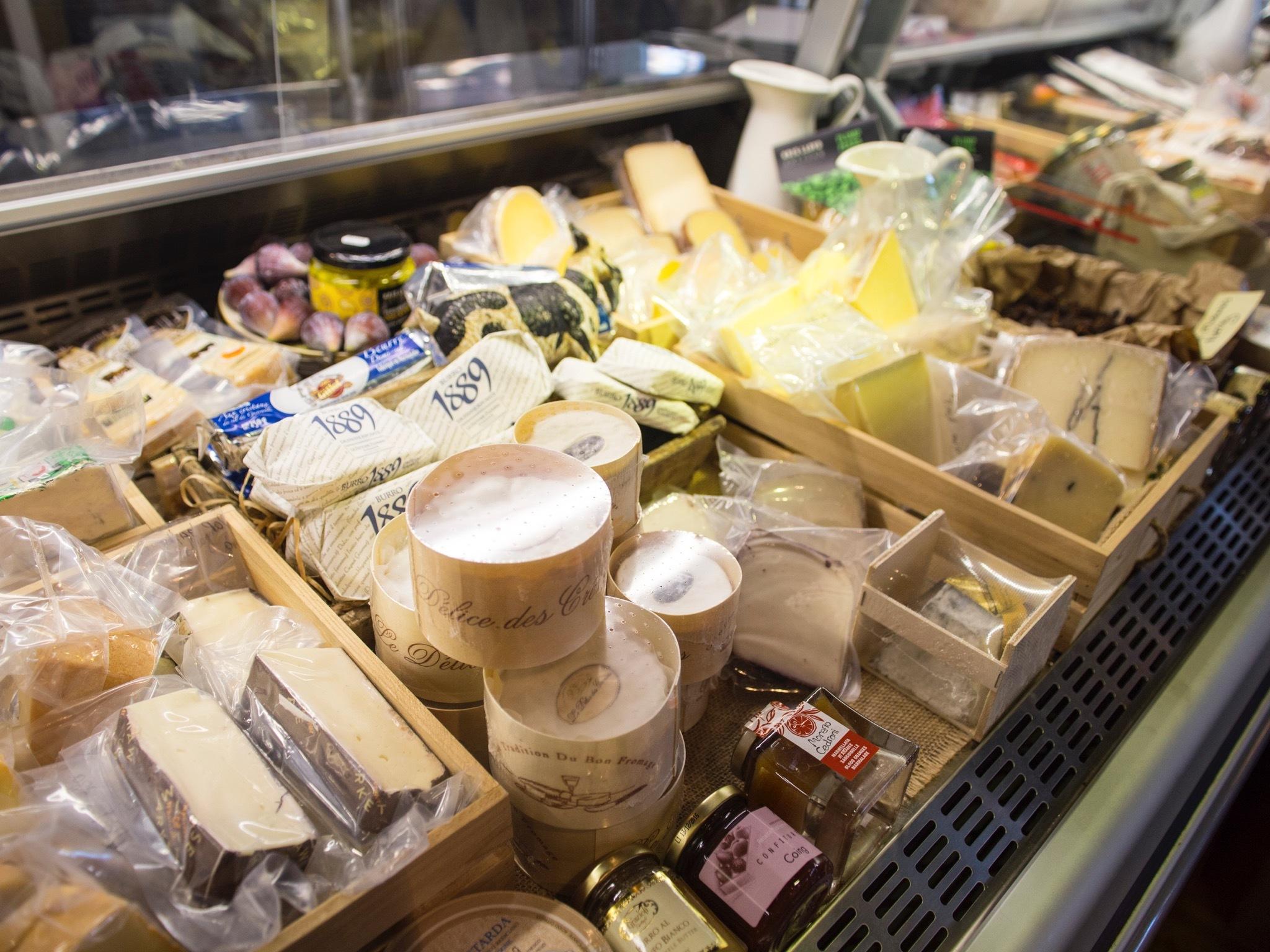 Cheese at Gourmet Life