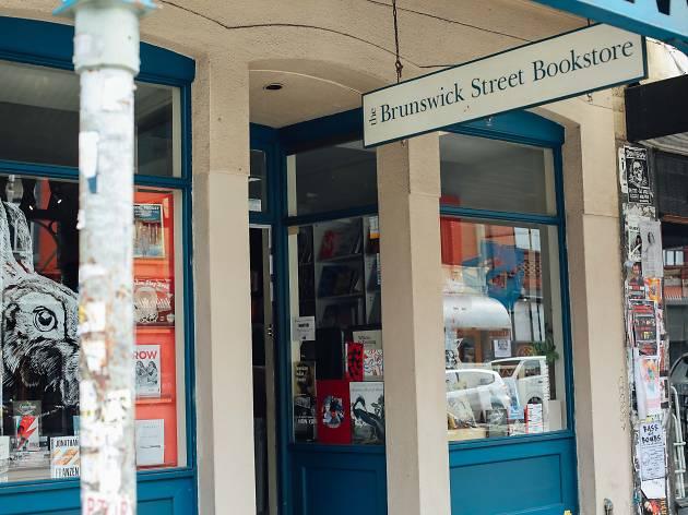 Brunswick St Bookstore