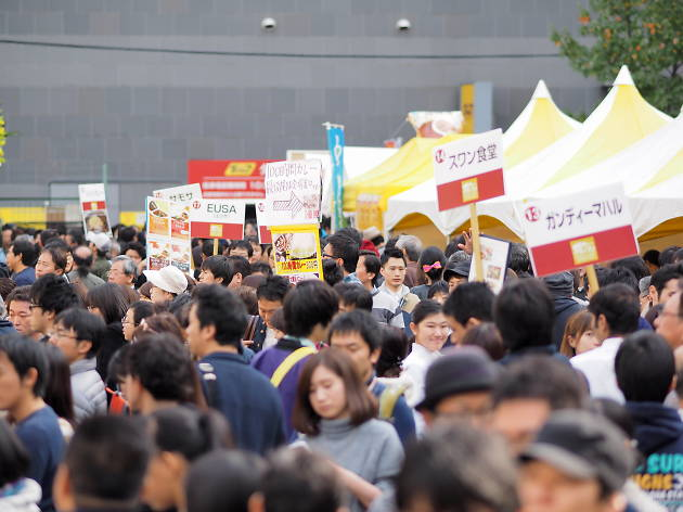 神田カレーグランプリ 決定戦