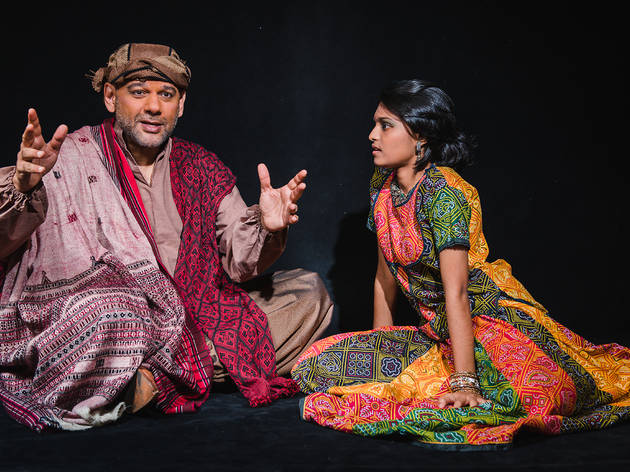 Shakespeare Goes Bollywood