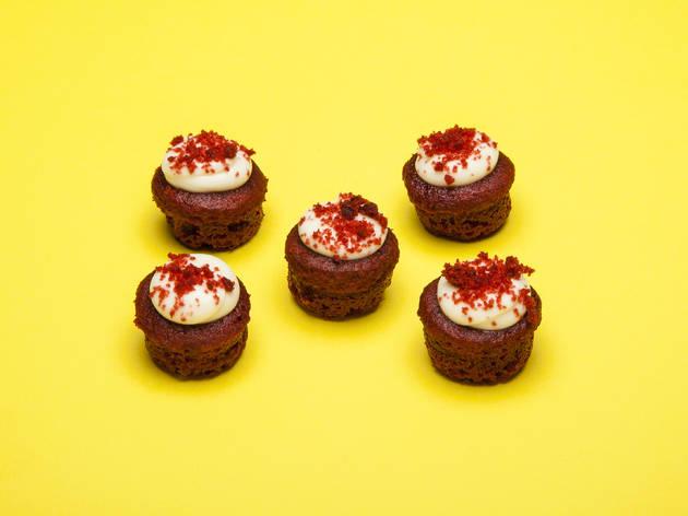 Red Velvet at Fairy Pan Bakery