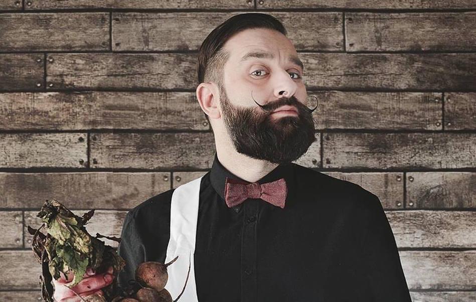 Peut-on manger vegan et prendre du plaisir ? Entretien avec Sébastien Kardinal