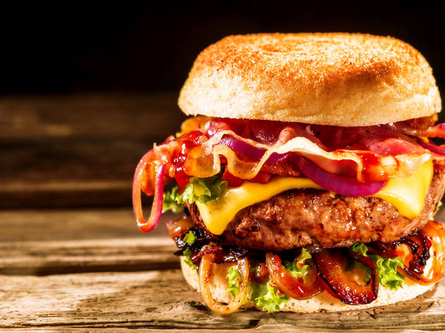 Burgers, Babes & Booze