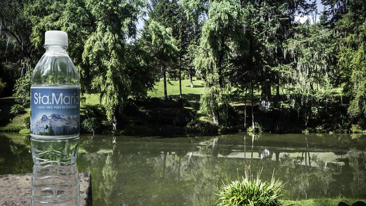 Reserva de Sta. María, Tlahuapan, Puebla