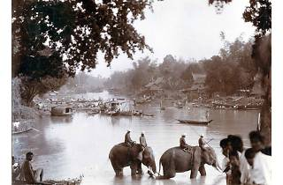 Unseen Siam Early Photography 1860 - 1910