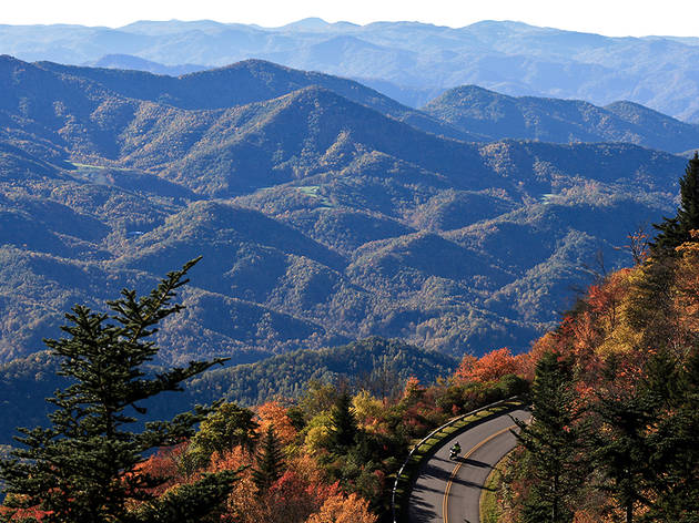 Travel to Asheville