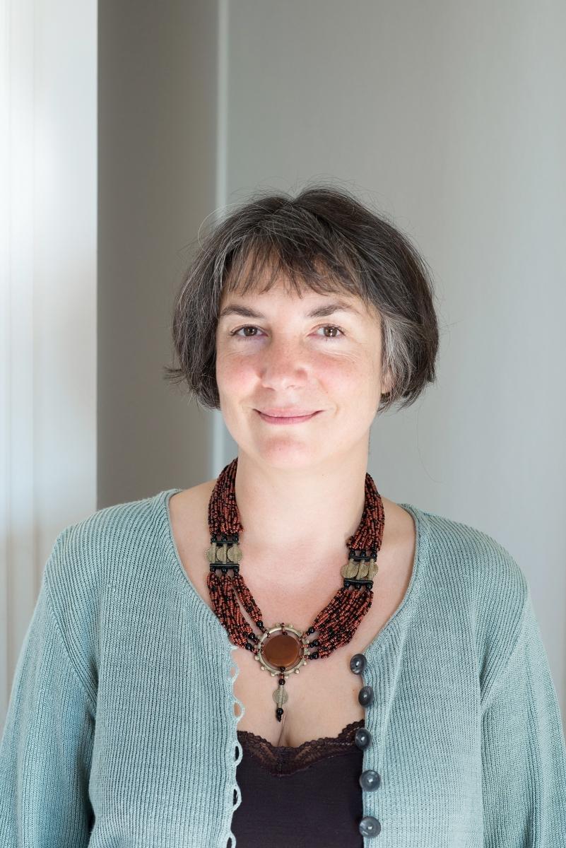 Hortense Archambault, directrice de la Maison de la culture du 93