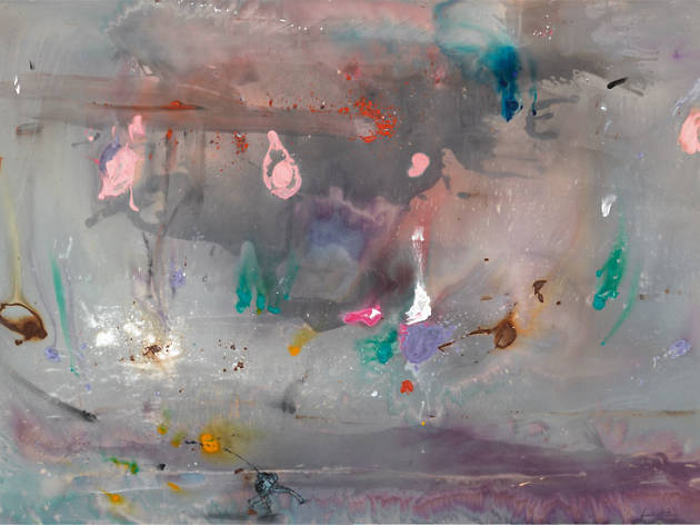 Line Into Color, Color Into Line: Helen Frankenthaler