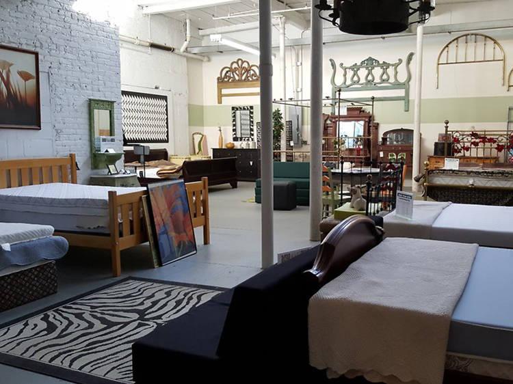 Dixie Foam Beds