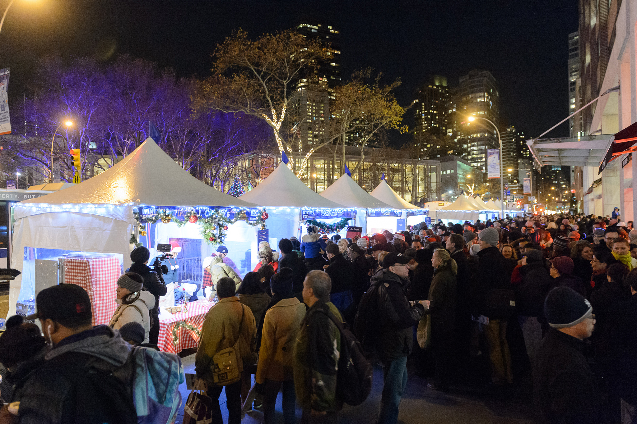 Everything you need to know about New York's largest holiday festival
