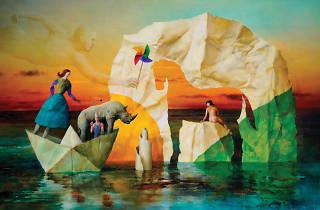 Asia Contemporary Art Show 2016 Fall Edition