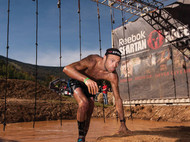 Spartan Race Workout Tour