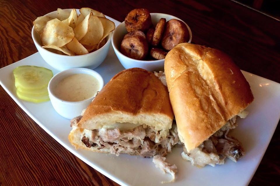 Boneyard Bistro Cuban Pig Roast