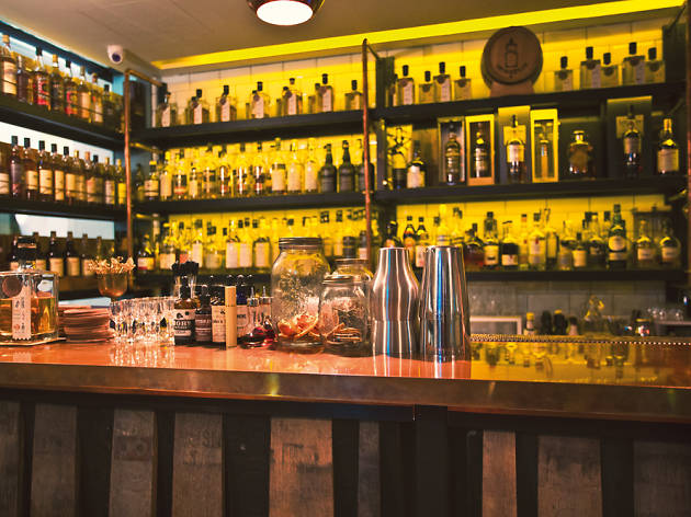 Best whisky bars