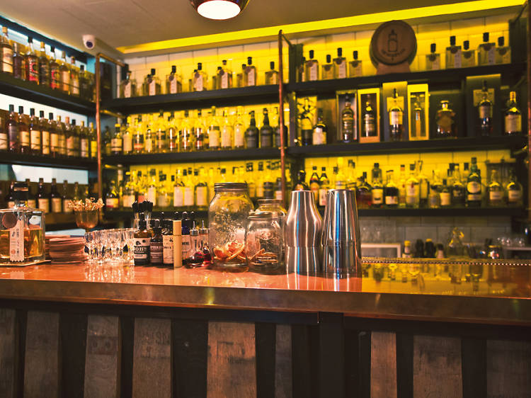The best whisky bars in Singapore