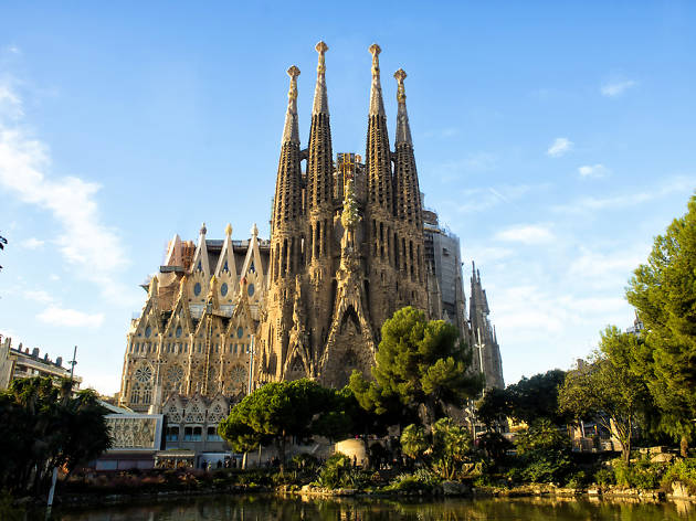 Skip The Line Best Of Barcelona Tour Including Sagrada Familia