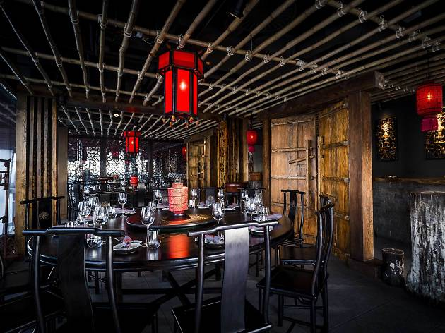 The best private dining rooms in London - Hutong