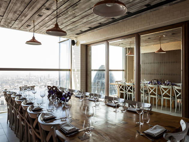 Private Dining Rooms At London Restaurants Dinner Party