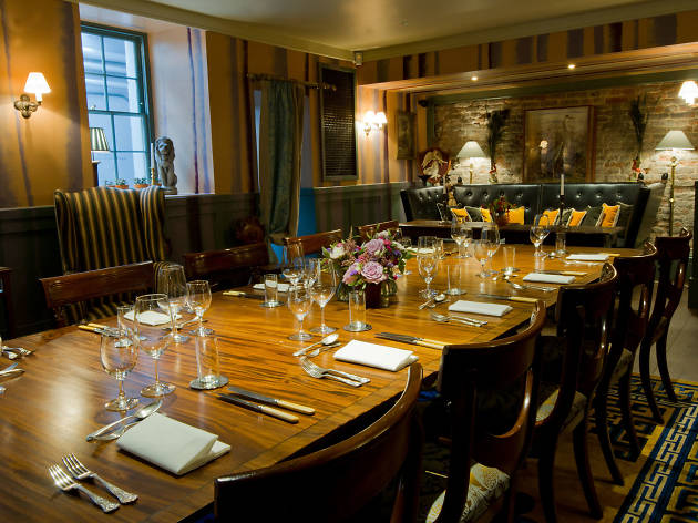 The best private dining rooms in London - Zetter Townhouse Clerkenwell