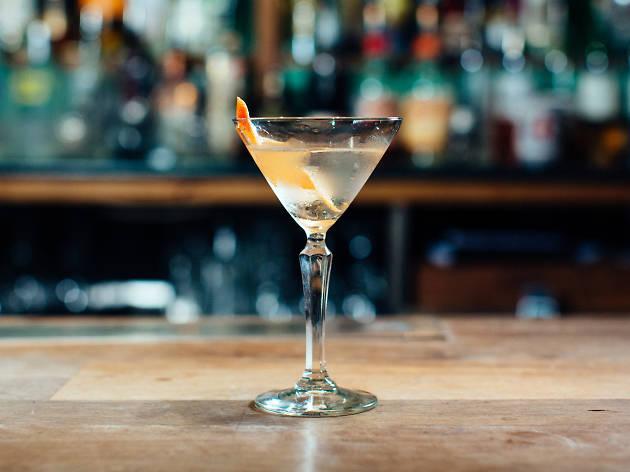 6pm: Cocktail o'clock