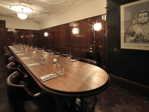 The best private dining rooms in London - Hawksmore, Guildhall