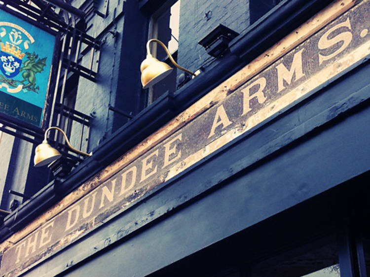 The Dundee Arms, Bethnal Green