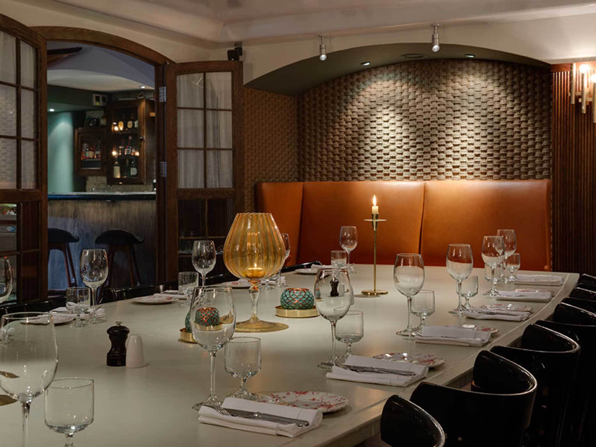 The best private dining rooms in London - Blixen