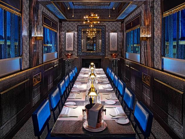 private dining rooms expensive bob bob ricard - Private Dining Rooms