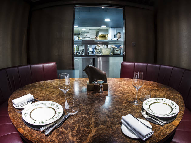 The best private dining rooms in London - Corrigans