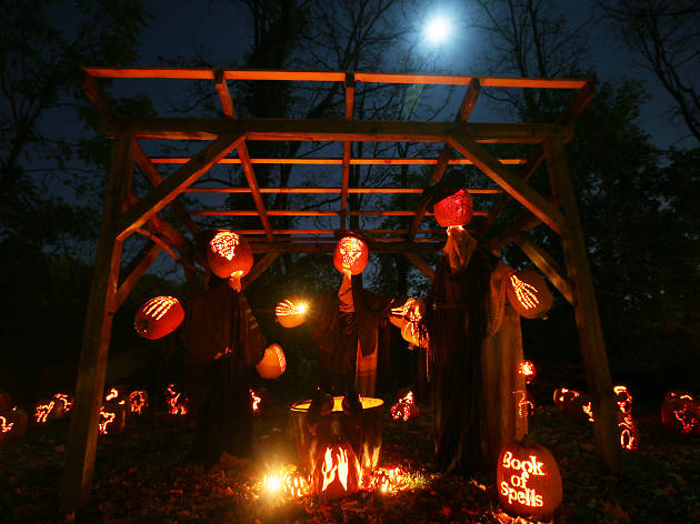 The Great Jack O' Lantern Blaze guide