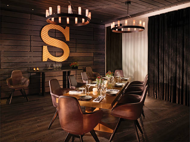 The best private dining rooms in London - Sea Containers at mondrian London