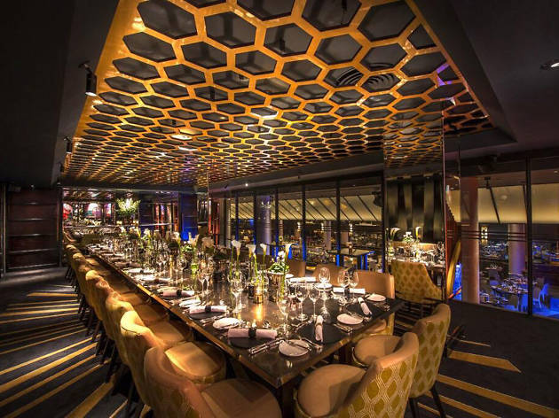 The best private dining rooms in London - Quaglino's