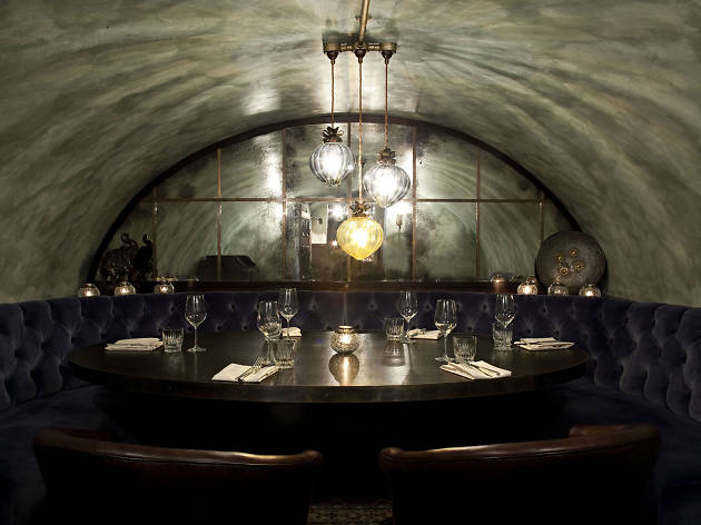 The best private dining rooms in London - Gymkhana