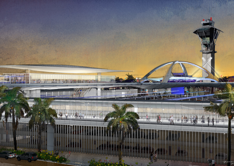 LAX concept