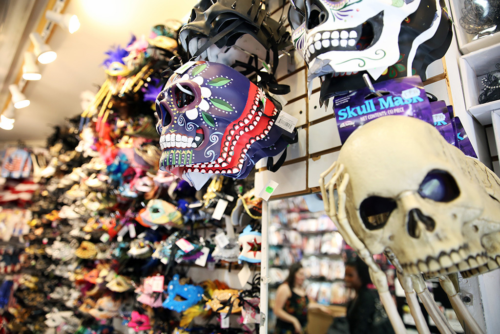 The best Halloween stores in Chicago