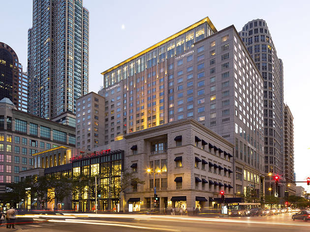 Hotels In Chicago >> The Best Hotels In Chicago