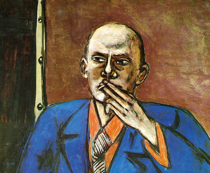 """Max Beckmann in New York"""