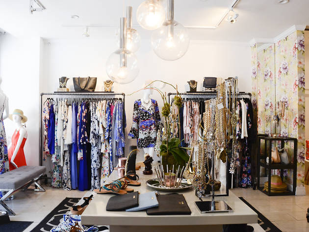 The best dress stores in NYC