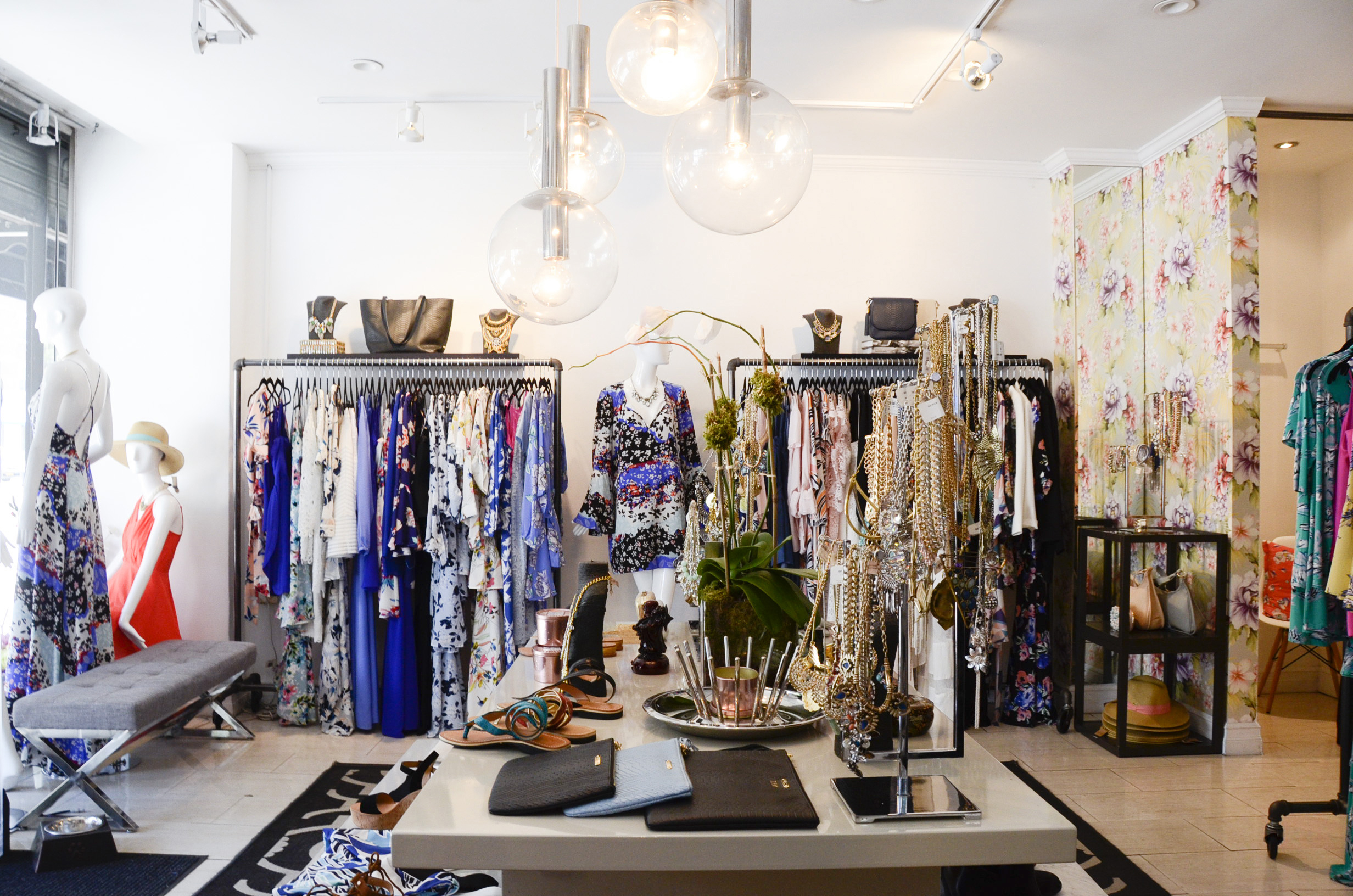 Best dress stores in nyc for shopping at right now for Best boutique hotels nyc 2016