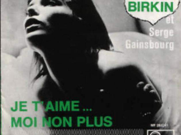 'Je t'aime... moi non plus', Serge Gainsbourg (1968-1969)