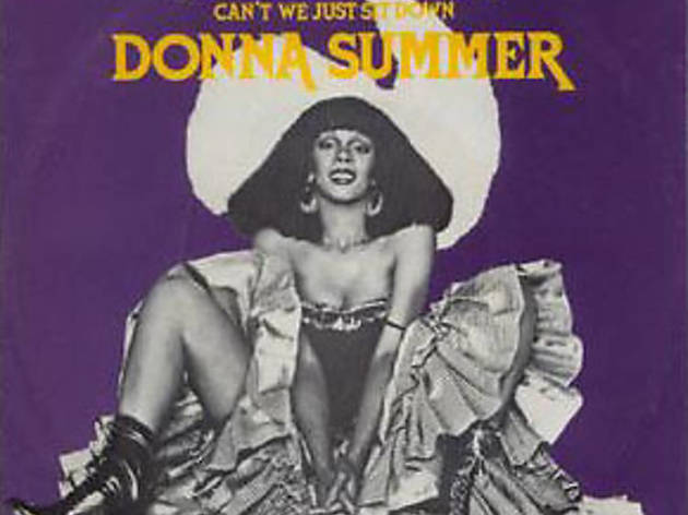 'I feel love', Donna Summer (1977