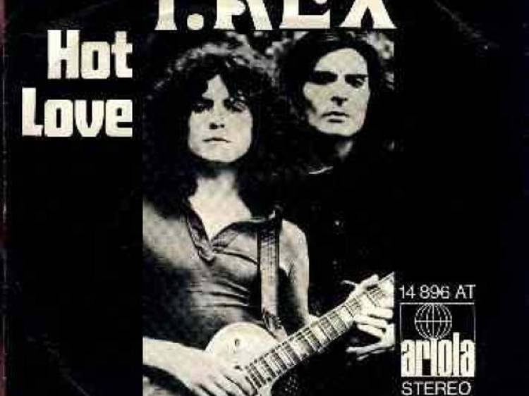 'Hot love', T-Rex (1971)