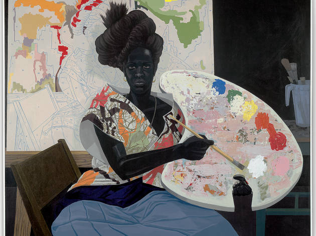 """Kerry James Marshall: Mastry"""