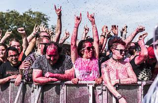 Riot Fest 2016, Friday