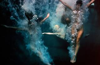 Laurie Simmons, Water Ballet, 1980-1981