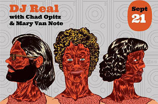 DJ Real Album Release Show
