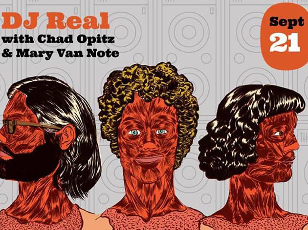 Comedian DJ Real's Album Release Show
